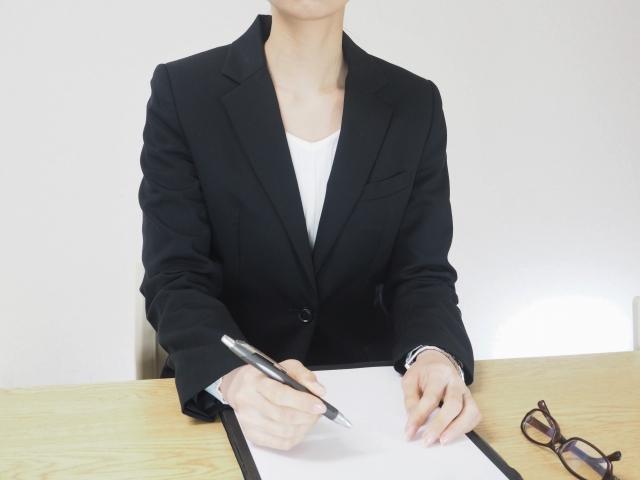 採用活動の筆記試験